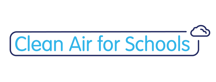Clean Air for Schools logo