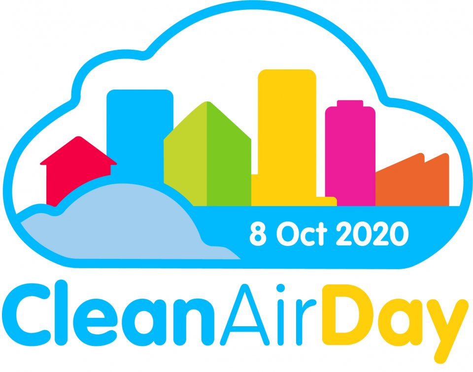 Clean Air Day postponed to 8 October 2020
