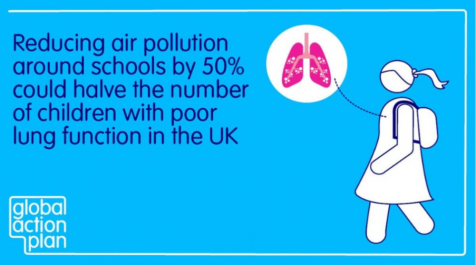 Clean Air Day charity launches the Clean Air for School's Framework